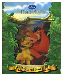 Magical Story Disney The Lion King - English