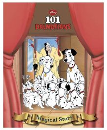 Disney 101 Dalmatians Magical Story - English