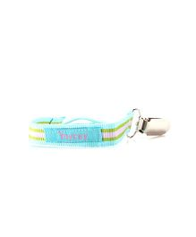 Mycey Pacifier Cord Stripes - Blue
