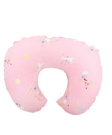 Mycey Nursing and Support Pillow Pony Print - Pink