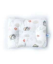 Mycey Mini Nursing Pillow - White