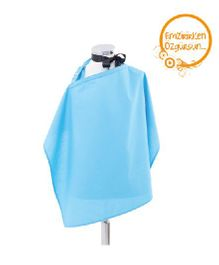 Mycey Nursing Apron - Blue