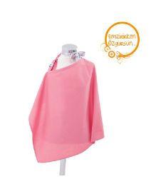 Mycey Nursing Apron - Pink
