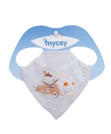 Mycey Bandana Bib - Off White