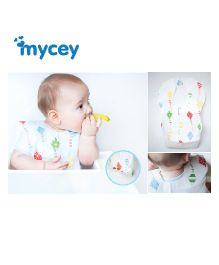 Mycey Disposable Bibs - Pack Of 10