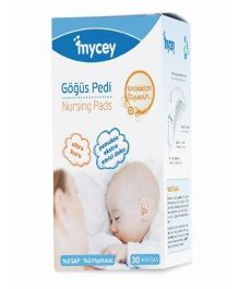Mycey Nursing Pads - 30 Pieces