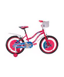 Unirox Julia Bicycle With Training Wheels Pink - 20 Inches