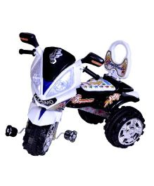 Cosmos Hayabusa Tricycle - Black And White