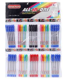 Qwerty All In 1 Chart Pens - Pack Of 50