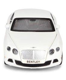 Toymaster Diecast Bentley Car Toy - White