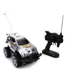 Karma Land Leader Remote Control Jeep - Silver