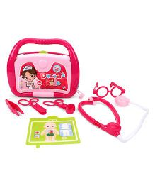 Toymaster Scanning Machine Doctor Play Set - Pink