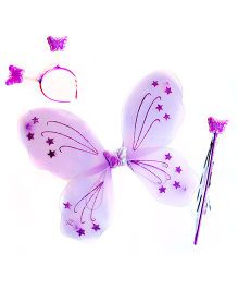 A.T.U.N Fairy Sets - Purple