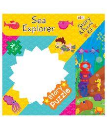 Art Factory Sea Explorer Story Puzzle - 96 Pieces