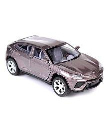 Toymaster Pull Back Die Cast Car Model - Grey