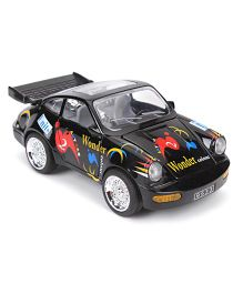 Toymaster Die Cast Pull Back Toy Car - Black