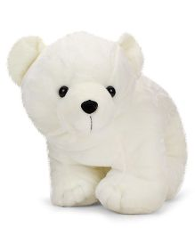 Dimpy Stuff Polar Bear Soft Toy Off White - 50 cm