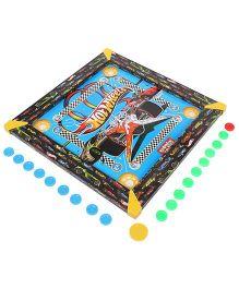 Hot Wheels Carrom Board - Multicolor