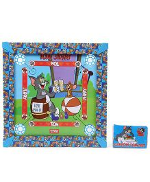 Tom And Jerry Carrom Board - Multicolor