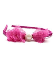 Eternz Haedos Collection Hair Band - Pink