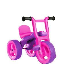 OK Play Pacer Tricycle - Pink & Purple