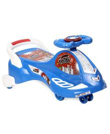 Toyzone City Panther Magic Ride On Car - Blue