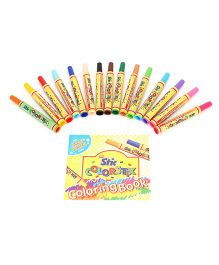 Stic Jumbo Sketch Pens - Pack of 15