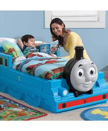 Step2 Thomas The Tank Engine Toddler Bed - Blue