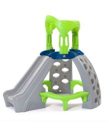 Step2 Castle Top Mountain Climber - Green Grey