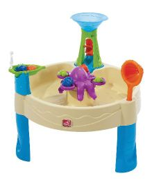 Step2 Wild Whirlpool Water Table - Multicolor