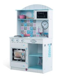 Plum Snowdrop Kitchen Set - Blue