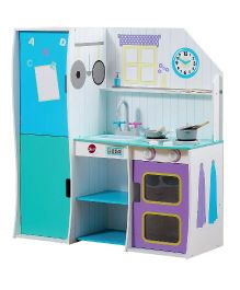 Plum Cook A Lot Brunch Kitchen Set - Blue