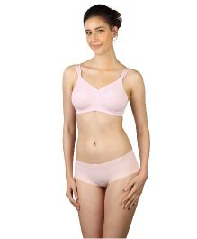 Triumph Lace Full Coverage Maternity Non Wired Bra - Magnolia