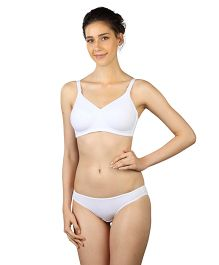 Triumph Mamabel Nature Non Wired Maternity Bra - White