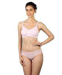 Triumph Mamabel Nature Non Wired Maternity Bra - Light Pink