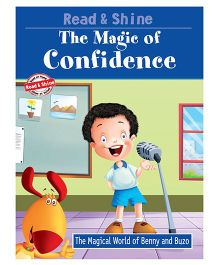 Pegasus The Magic of Confidence Book - English