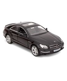 RMZ Mercedes Benz CLS 63 AMG Die Cast Car Toy -  Black