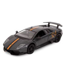 RMZ Lamborghini Murcielago LP670 4 Die Cast Car Toy - Black