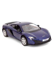 RMZ McLaren 650S Die Cast Model Car Toy - Royal Blue