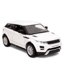RMZ Range Rover Evoque Die Cast Car Toy - White