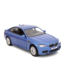 RMZ Die-cast BMW M5 Car - Blue
