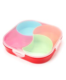Ez Life 4 Piece Condiment Candy Snack Box - Multicolour