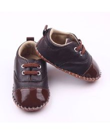 Alle Alle Smart Shoes Style Booties - Brown