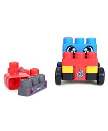 Chicco Toy Building Blocks Vehicles - 20 Pieces