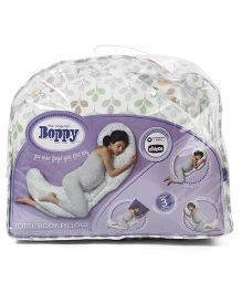 Chicco Boppy Pillow Total Body - White