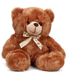Dimpy Stuff Teddy Bear Dark Brown - 50 cm