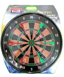 Boili Dart Board Large - Multicolor