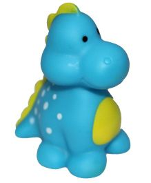 Mamaboo Dino Squeeze Bath Toy - Blue
