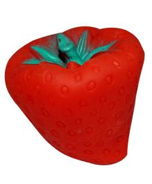 Mamaboo Strawberry Squeeze Bath Toy - Red