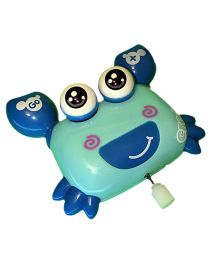 Mamaboo Wind Up Bath Toys Crab - Blue